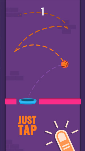 <b>Dunk A Lot for android game</b>
