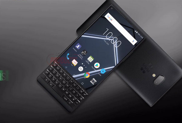 BlackBerry KEY3 - NEW Design LEAKED!!!