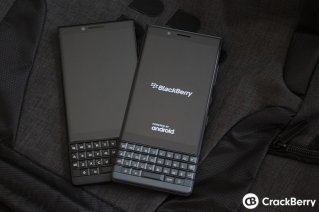 Rogers BlackBerry KEY2 and KEY2 LE updates scheduled for November 27
