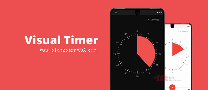 Visual Timer for android apps by google